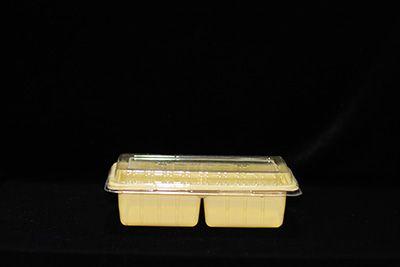 酪干盒两格