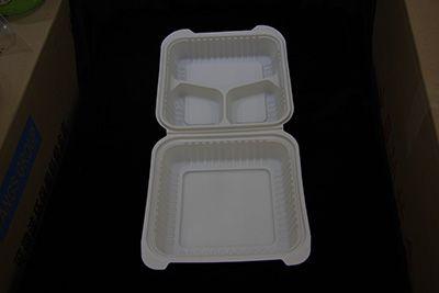玉米淀粉三格盒