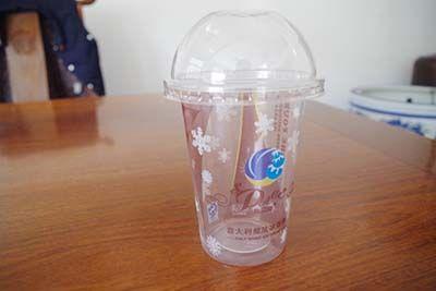 PS饮料杯
