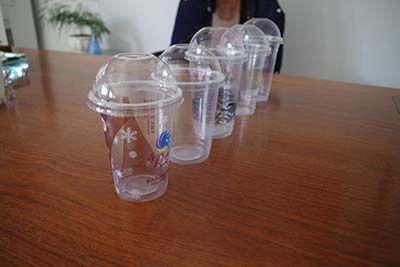 冷饮饮料杯