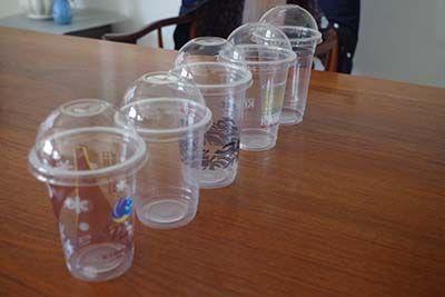 美观实用饮品杯