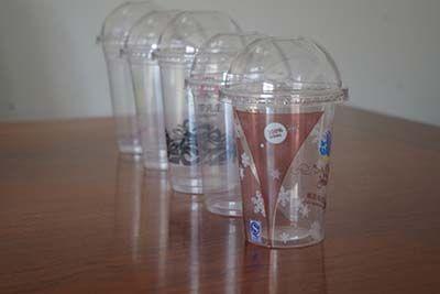 聚丙烯饮品杯