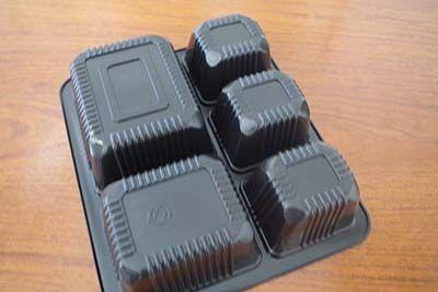 全面展示打包餐盒