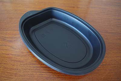 椭圆形打包盒