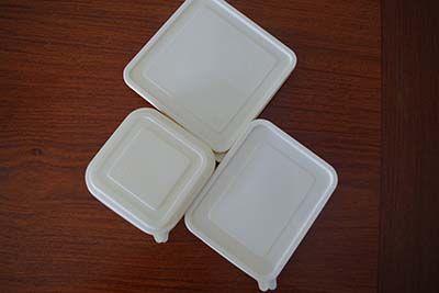 带盖子打包餐盒