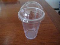 拱形盖饮料杯