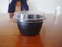 黑色打包碗