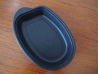 椭圆形打包餐盒